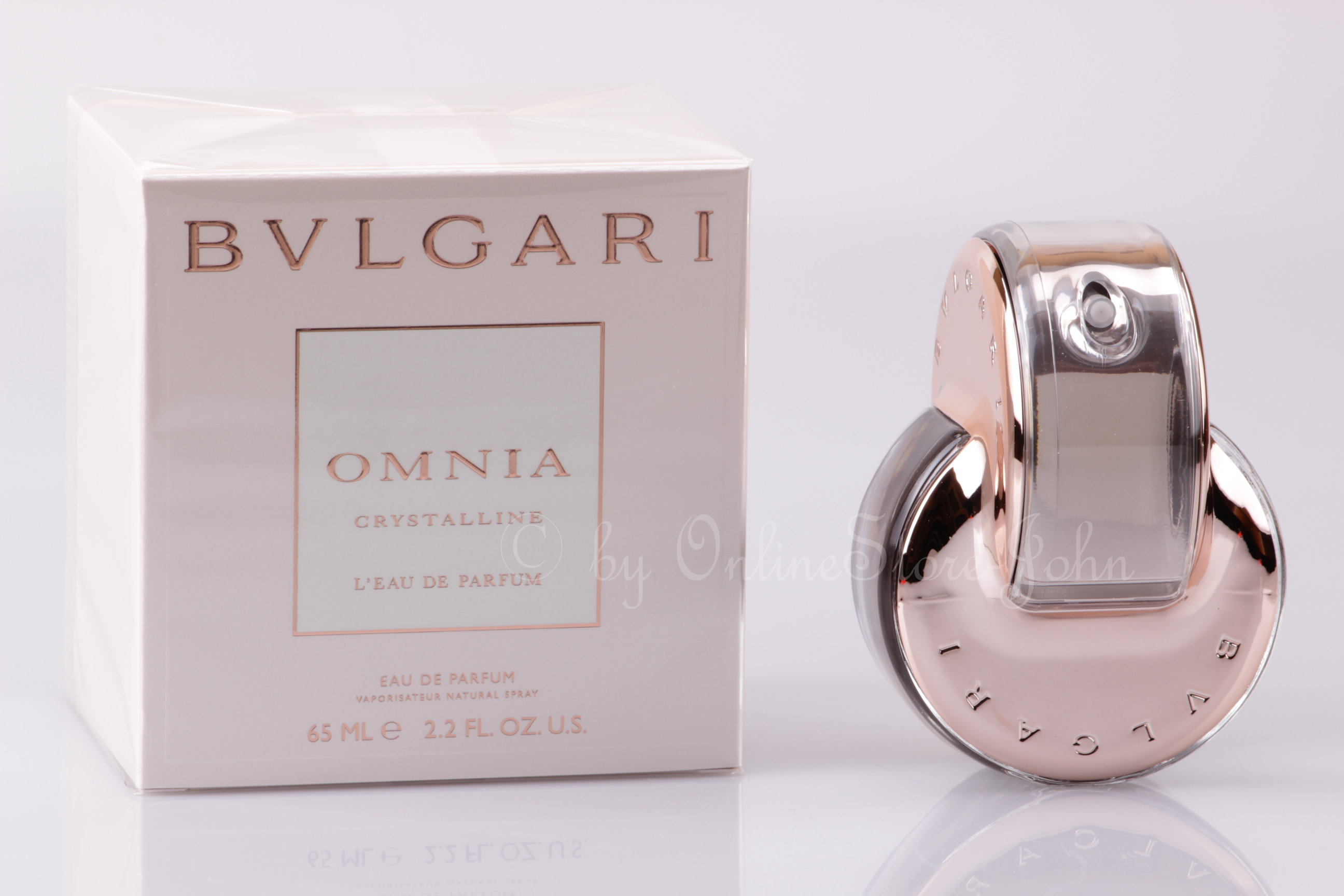 bvlgari omnia crystalline l 39 eau de parfum 65ml edp eau de. Black Bedroom Furniture Sets. Home Design Ideas