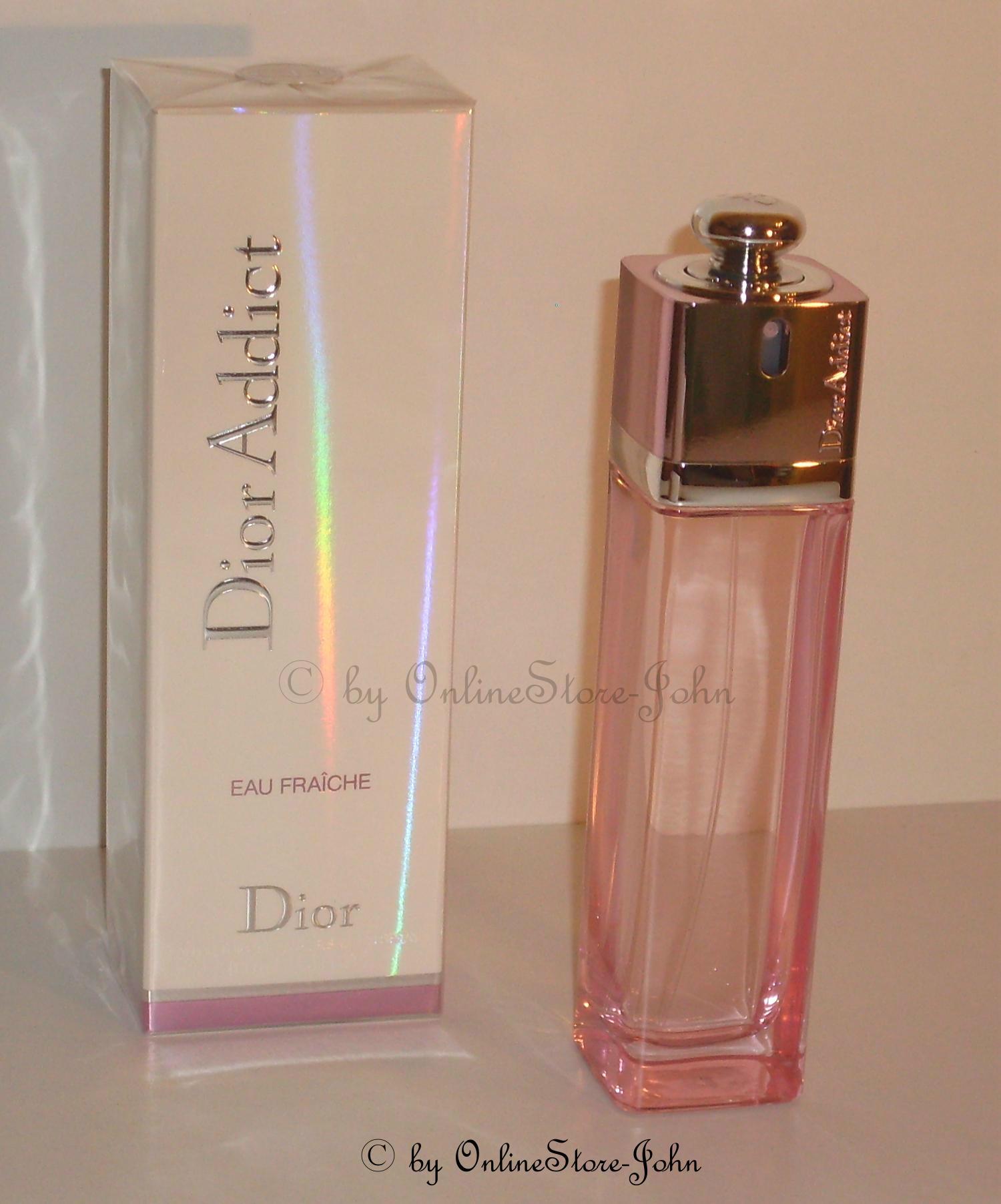 Christian Dior Addict Eau Fraiche Eau De Toilette | MIT Hillel