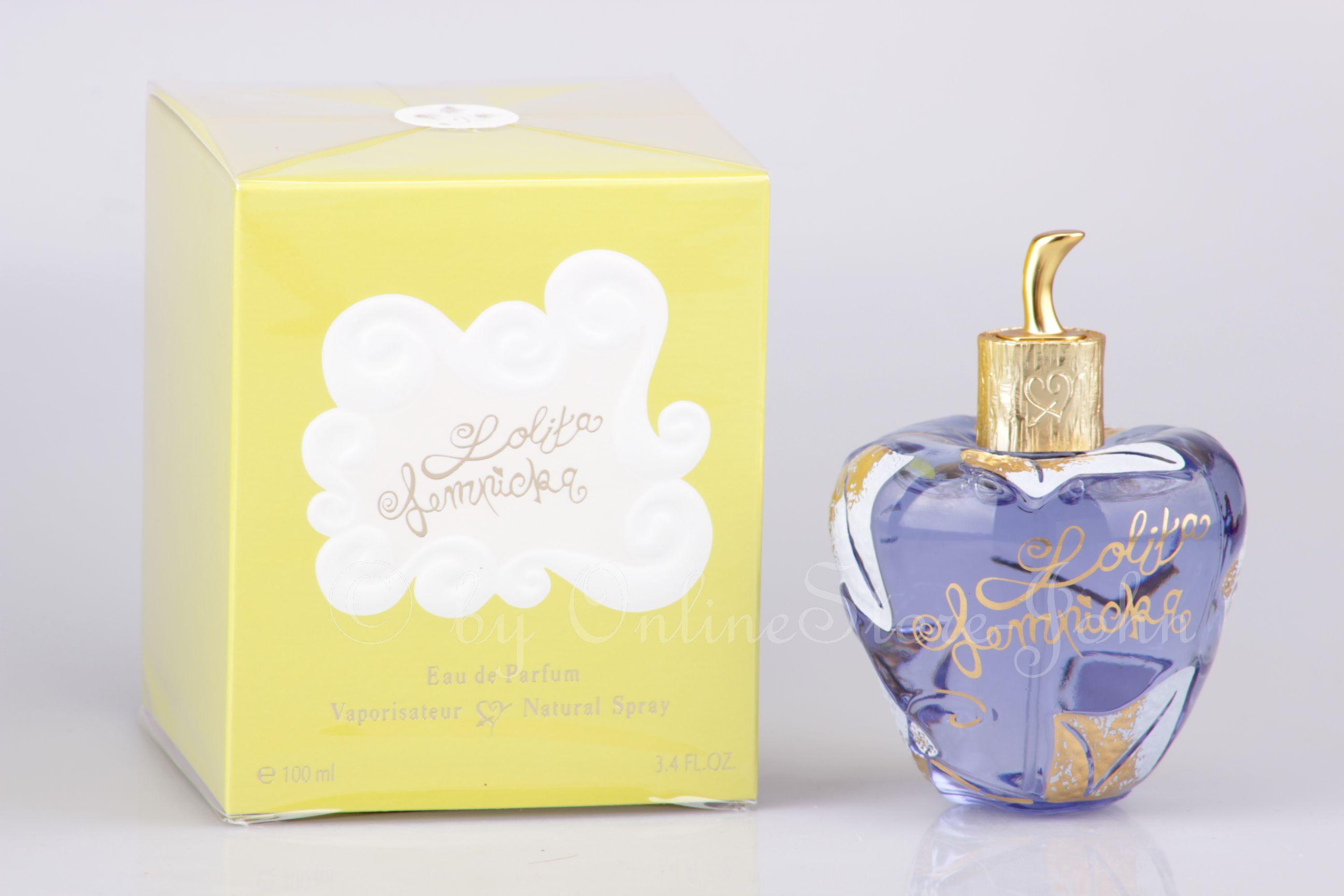 lolita lempicka au feminin le premier perfume 100 ml edp nip 3595200501015 ebay. Black Bedroom Furniture Sets. Home Design Ideas
