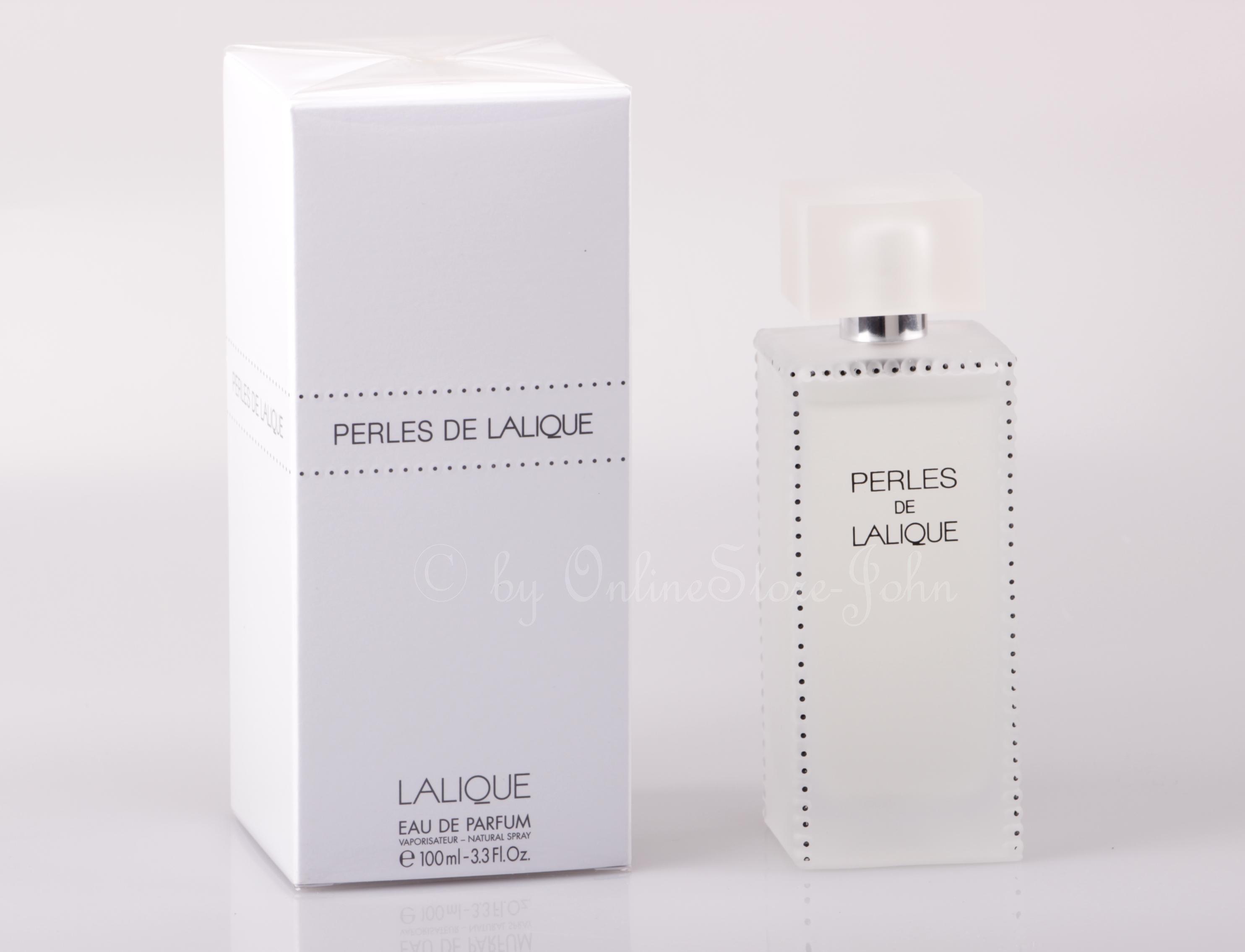 lalique perles de lalique 100ml edp eau de parfum neu ovp ebay. Black Bedroom Furniture Sets. Home Design Ideas