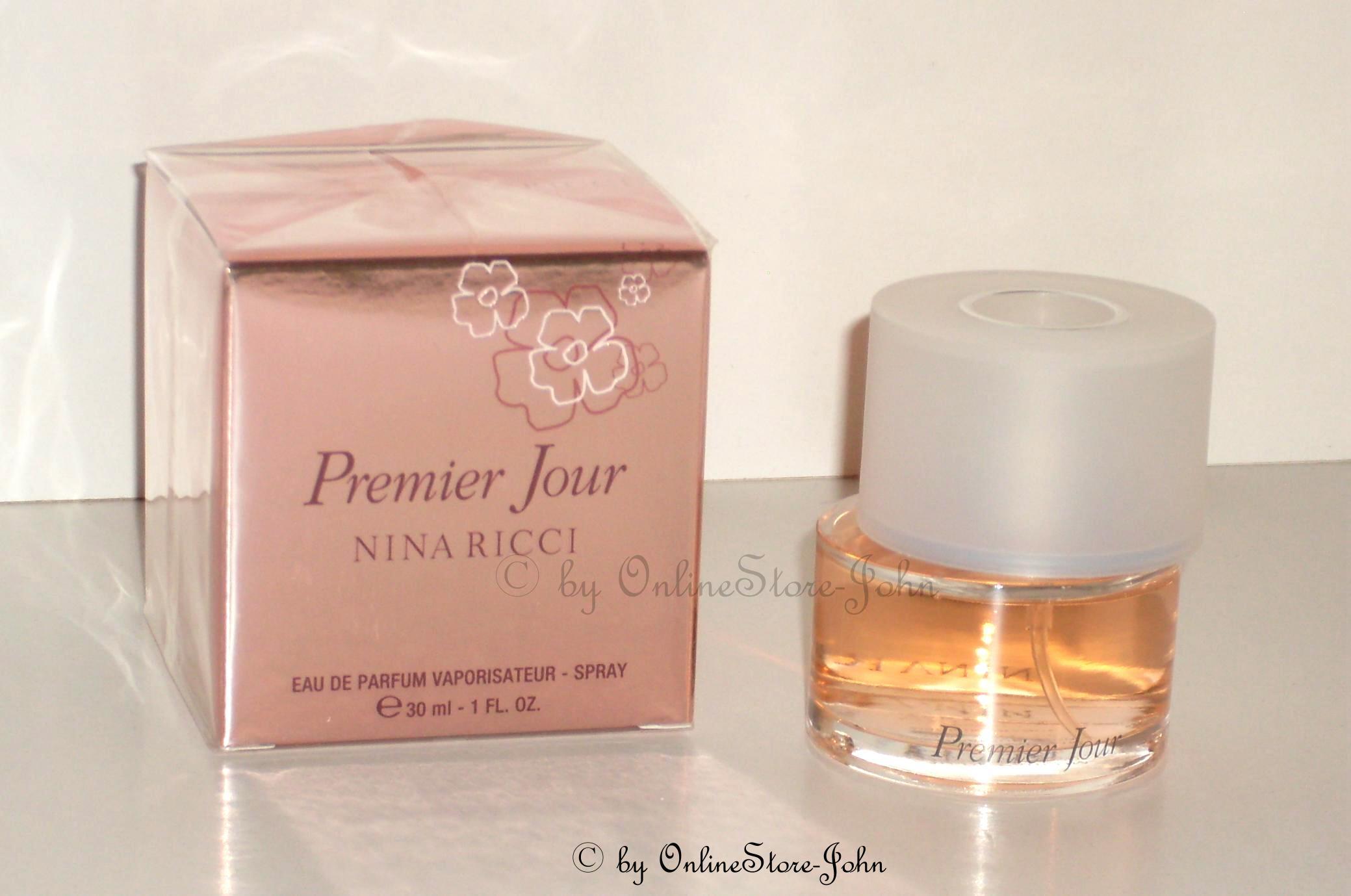nina ricci premier jour 30ml edp eau de parfum ebay. Black Bedroom Furniture Sets. Home Design Ideas