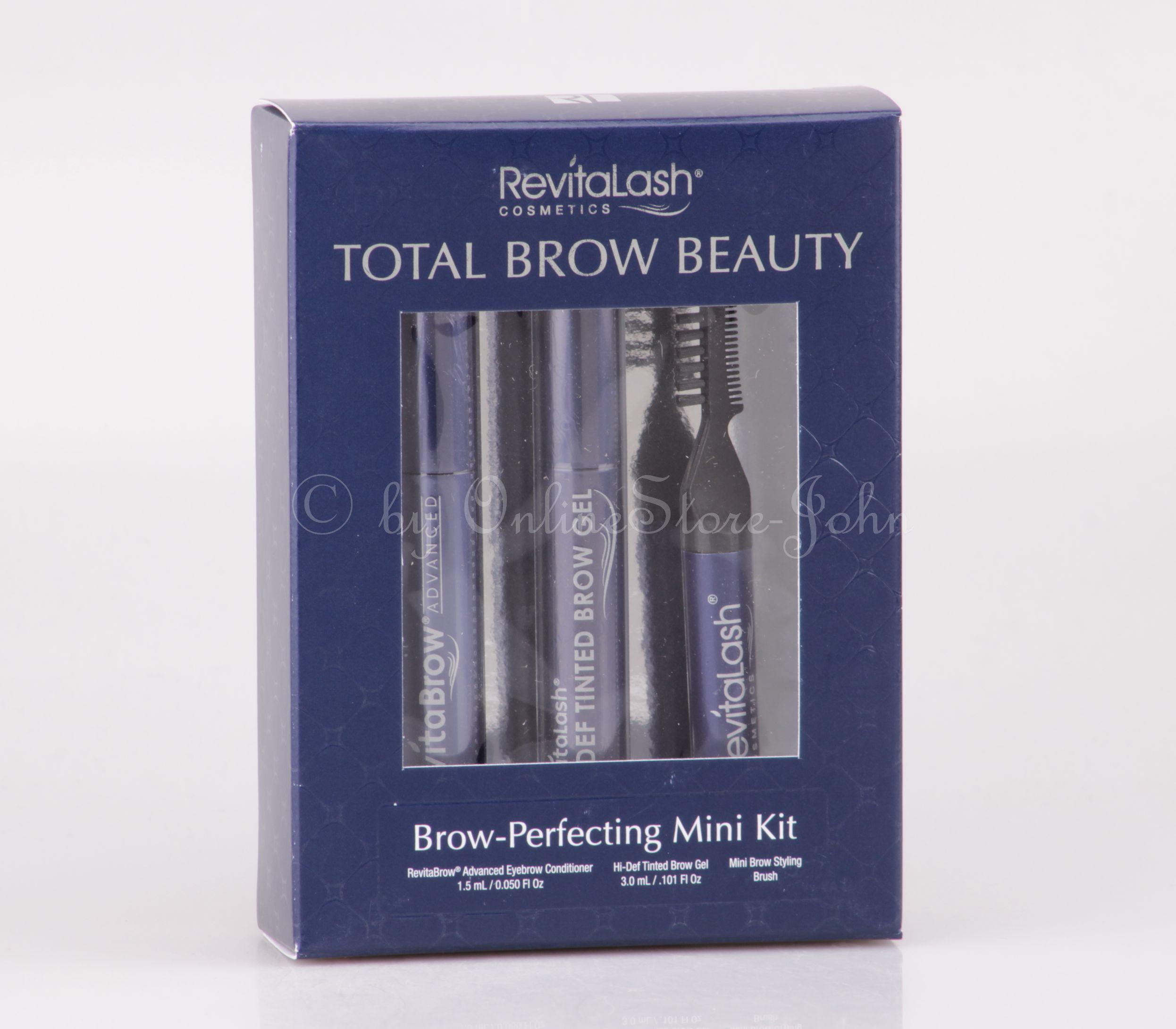 c9d094a367d RevitaLash - Total Brow Beauty - Perfecting Mini Kit incl. 0.0507oz  Revitabrow