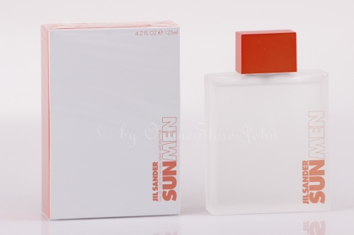 Jil Sander - Sun for Men - 125ml EDT Eau de Toilette