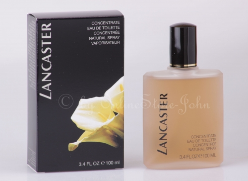 Lancaster - Concentrate / Concentree - 100ml EDT Eau de Toilette