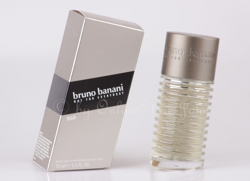 Bruno Banani - Man / Men - 75ml EDT - Not for Everybody