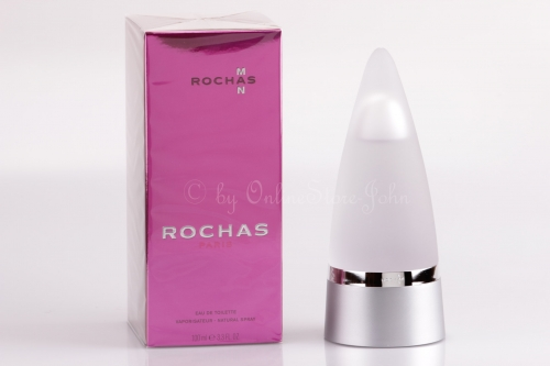 Rochas - Man - 100ml EDT Eau de Toilette