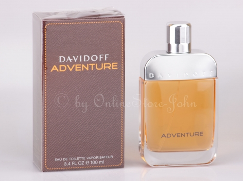Davidoff - Adventure - 100ml EDT Eau de Toilette