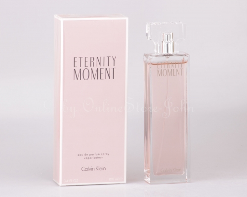 Calvin Klein - Eternity Moment - 100ml EDP Eau de Parfum