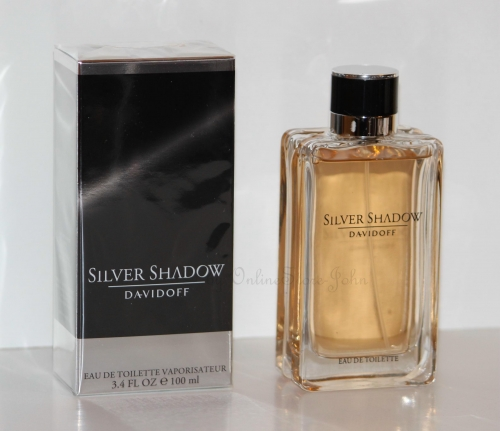 Davidoff - Silver Shadow - 100ml EDT Eau de Toilette