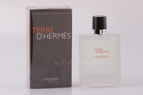 Hermes - TERRE D'Hermes - 100ml After Shave Lotion