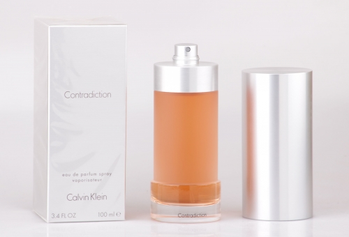 Calvin Klein - Contradiction for Woman - 100ml EDP Eau de Parfum