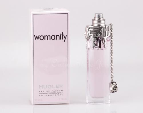 Thierry Mugler - Womanity - 80ml EDP Eau de Parfum