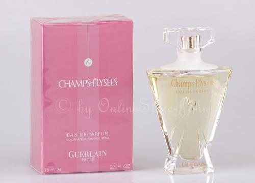 guerlain champs elysees 75ml edp eau de parfum. Black Bedroom Furniture Sets. Home Design Ideas