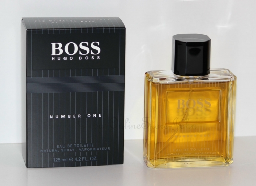 Hugo Boss - NO. 1 - Number One - 125ml EDT Eau de Toilette