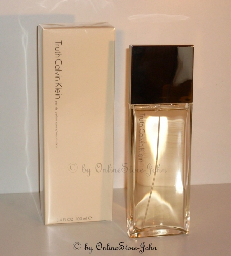 Calvin Klein - Truth - 100ml EDP Eau de Parfum CK