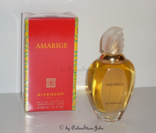 Givenchy - Amarige - 100ml EDT Eau de Toilette