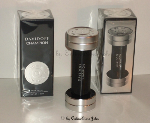 Davidoff - Champion - 90ml EDT Eau de Toilette
