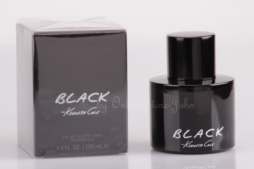 Kenneth Cole - Black - 100ml EDT Eau de Toilette