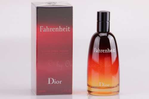 Christian Dior - Fahrenheit - 100ml After Shave Lotion