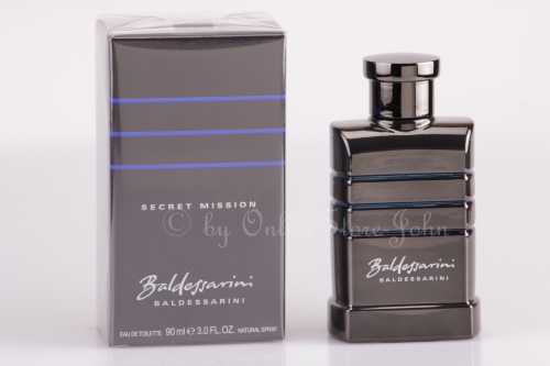 Baldessarini - Secret Mission - 90ml EDT Eau de Toilette