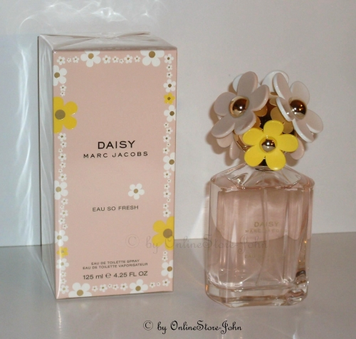 Marc Jacobs - Daisy Eau so Fresh - 125ml EDT Eau de Toilette