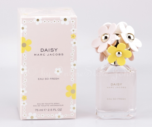 Marc Jacobs - Daisy Eau so Fresh - 75ml EDT Eau de Toilette