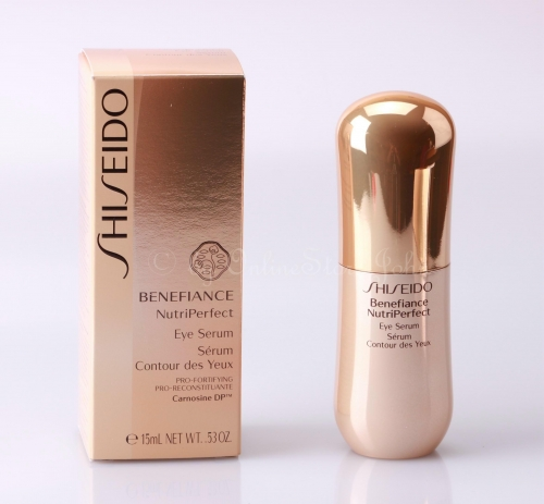 SHISEIDO - Benefiance NutriPerfect Eye Serum 15ml