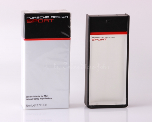 Porsche Design - Sport - 80ml EDT Eau de Toilette
