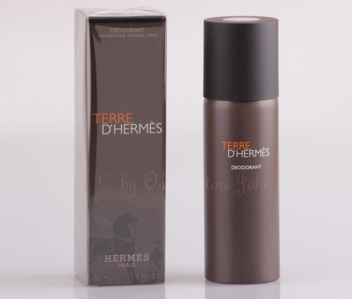 Hermes - Terre d'Hermes - 150ml Deodorant Spray
