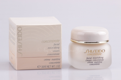 SHISEIDO - Concentrate Facial Nourishing Cream 30ml