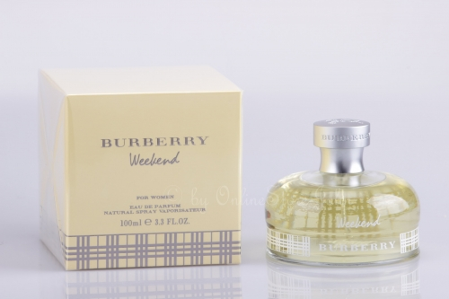 Burberry - Weekend for Woman - 100ml EDP Eau de Parfum