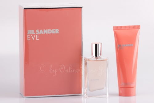 Jil Sander - Eve Set - 30ml EDT + 75ml Bodylotion
