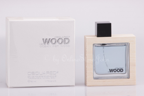 Dsquared² - He Wood Ocean Wet Wood - 50ml EDT Eau de Toilette