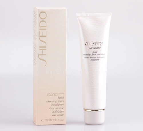 SHISEIDO - Concentrate Facial Cleansing Foam 150ml