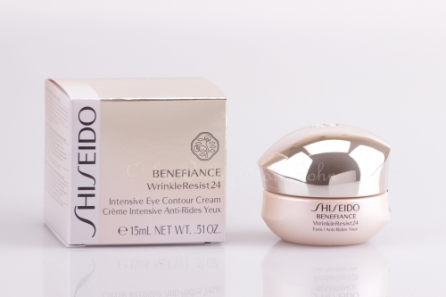 SHISEIDO - Benefiance WrinkleResist24 Intensive Eye Contour Cream 15ml