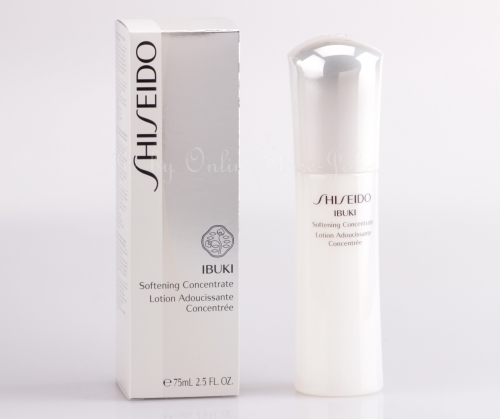 SHISEIDO - IBUKI Softening Concentrate 75ml
