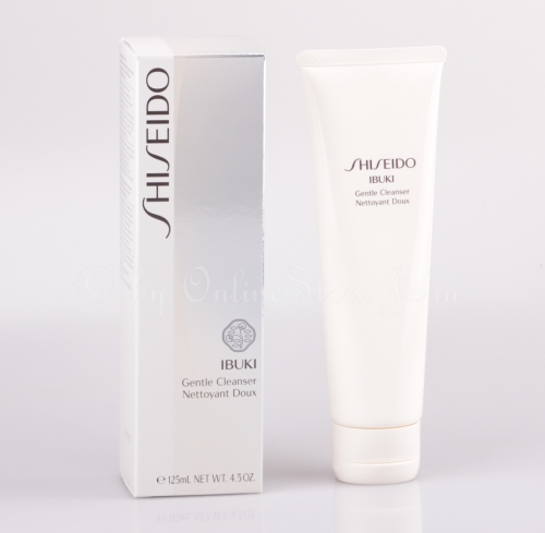 SHISEIDO - Ibuki - Gentle Cleanser 125ml