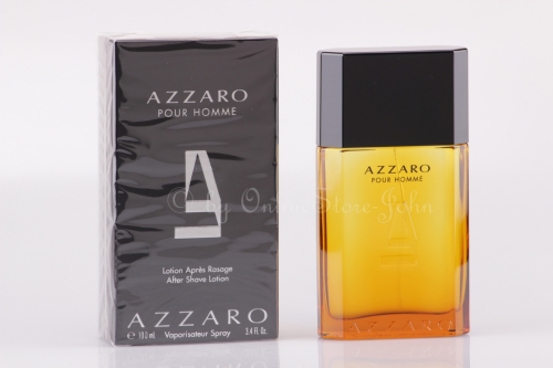 Azzaro - pour Homme - 100ml After Shave Lotion - Sprayflasche