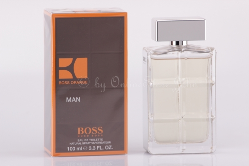 Hugo Boss - Orange for Man - 100ml