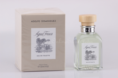 Adolfo Dominguez - Agua Fresca - 120ml EDT Eau de Toilette
