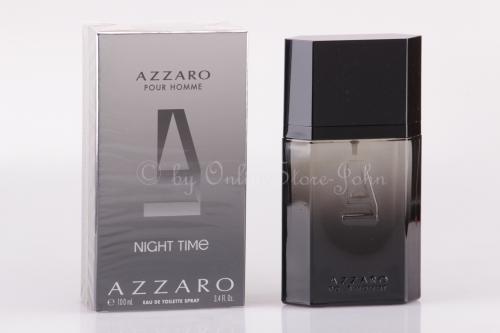 Azzaro - pour Homme Night Time
