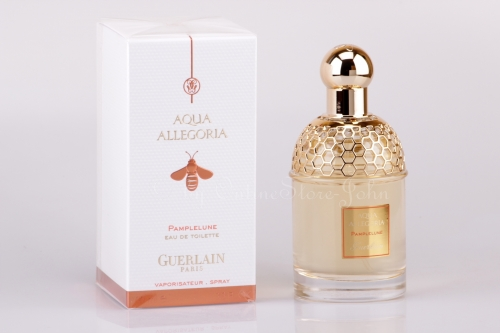 guerlain aqua allegoria pamplelune 100ml edt eau de toilette. Black Bedroom Furniture Sets. Home Design Ideas