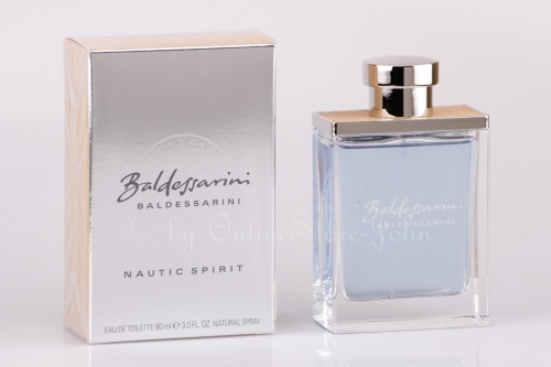 Baldessarini - Nautic Spirit - 90ml EDT Eau de Toilette