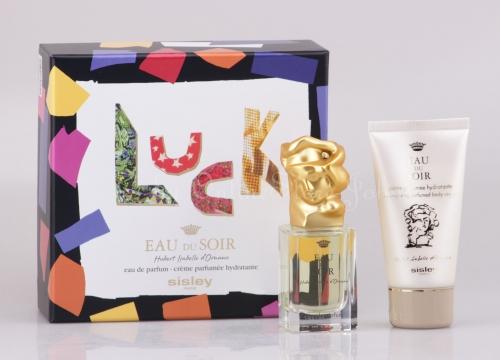 ba81d2b081a30d Sisley - Eau du Soir Set - 30ml EDP Eau de Parfum + 50ml Body Cream