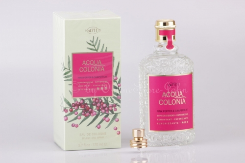 4711 - Acqua Colonia - Pink Pepper & Grapefruit - 170ml EDC Eau de Cologne