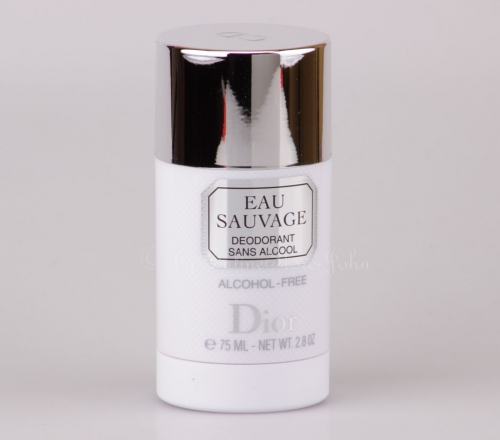 Christian Dior - Eau Sauvage - 75ml Deo Stick - Alcohol-free Deodorant