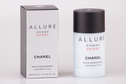 Chanel - Allure Homme Sport - 75ml Deo Stick - Deodorant