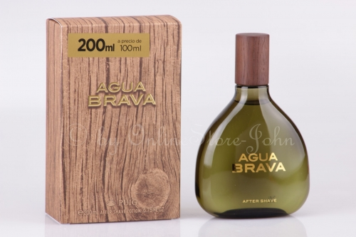Puig - Agua Brava - 200ml After Shave Lotion