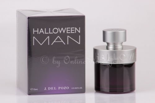 Jesus del Pozo - Halloween Man - 75ml EDT Eau de Toilette