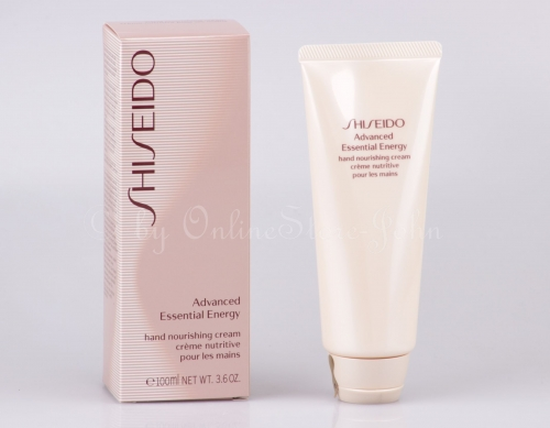 SHISEIDO - Advanced Essential Energy - Hand Nourishing Cream 100ml